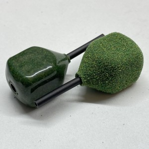 Weedy Green Inline Dice