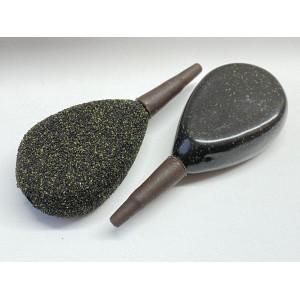 Black Camo Inline Flat Pear