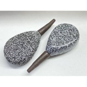 Gravel Camo Inline Flat Pear