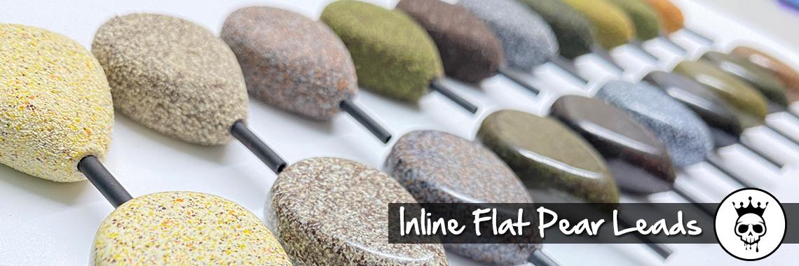 Inline Flat Pear Leads
