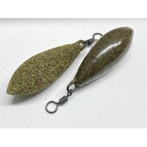 Muddy Green Zip Distance
