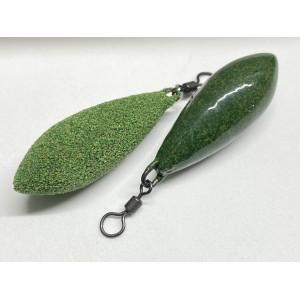 Weedy Green Zip Distance